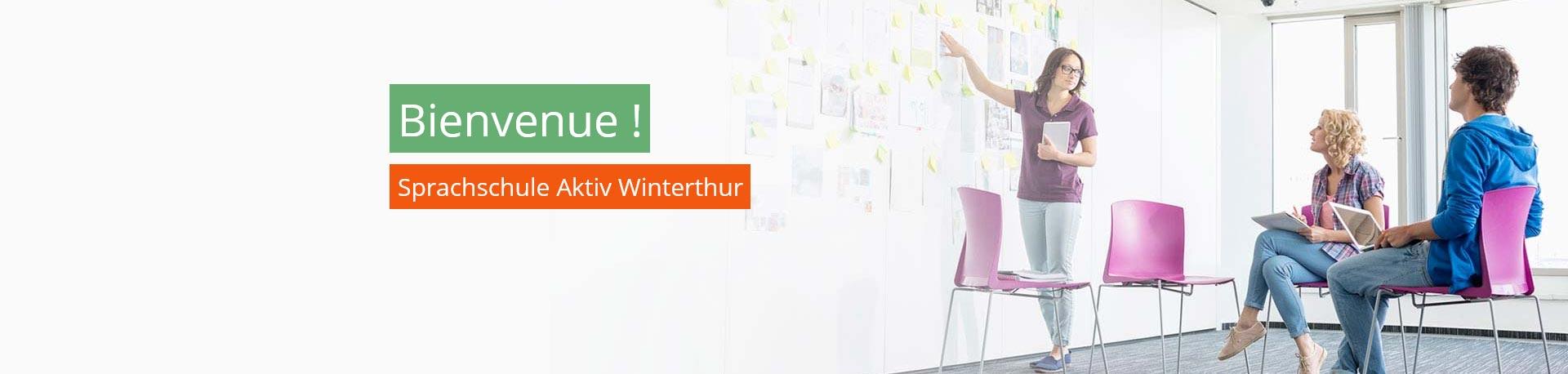 Apprendre l'allemand à Winterthour